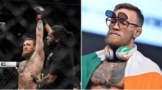 """Conor McGregor Was """"Silent"""" After Being Offered UFC Super-Fight"""