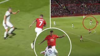 David Beckham's Stunning Individual Highlights Vs Bayern Munich Proves He's Still Got It