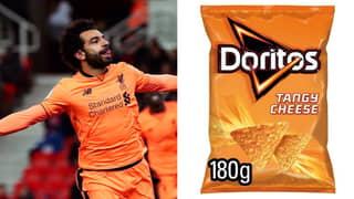 An Incredible Thread Of Mo Salah As Flavours Of Doritos