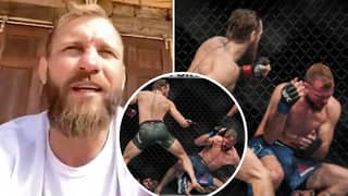 Donald Cerrone Reveals Sad Truth About His Stunning First-Round Defeat To Conor McGregor