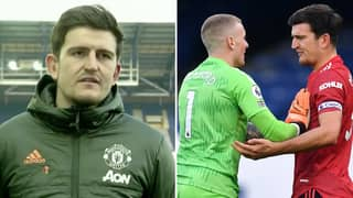 Harry Maguire Blasts Manchester United Critics By Branding Them Jealous Of The Club's Past Success