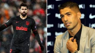 Atletico Madrid Eye New Strike Partner For Luis Suarez