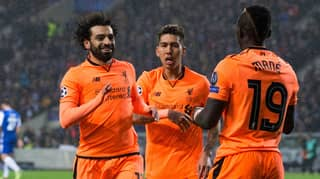 Salah, Mane And Firmino Are The Highest Scoring Trio In A Single UCL Campaign