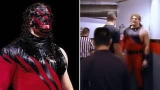 Rare Footage Of Attitude Era Kane Without A Mask
