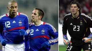 A Look At The Best Rated French Player On FIFA Through The Years