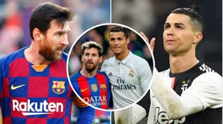 The Lionel Messi Vs Cristiano Ronaldo Debate May Have Been Ended With In-Depth Twitter Thread