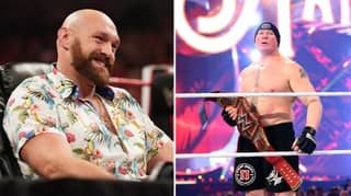 Tyson Fury Plans To Face Brock Lesnar At Wrestlemania 36
