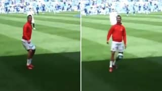 When Cristiano Ronaldo Trolled Chelsea Fans With Showboating