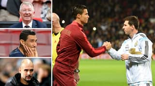 Twitter Thread Of Footballers Choosing Between Lionel Messi And Cristiano Ronaldo Goes Viral