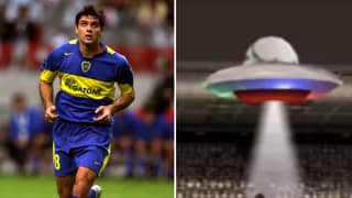 Former Boca Juniors Player Was Late To Training Because 'He Was Abducted By Aliens'