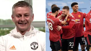 Ole Gunnar Solskjaer Names Shock Manchester United Star As The Club's Second-Best Finisher
