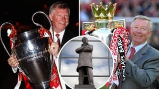 Sir Alex Ferguson Claims He Only Ever Managed Four World-Class Players At Man United