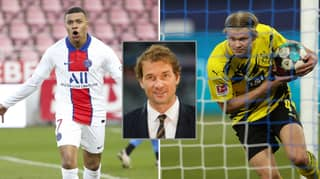 Jens Lehmann Says He Would Deal With Erling Haaland 'With Studs Up'