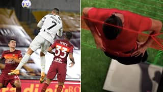 The Science Behind Cristiano Ronaldo's Mindblowing Leap Is Incredible