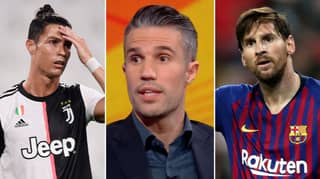 Robin Van Persie Leaves Lionel Messi And Cristiano Ronaldo Out Of Ballon d'Or Top Three