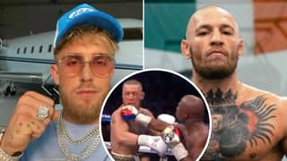 Jake Paul Plans To Face Conor McGregor In 2022 And 'Has More Boxing Experience'