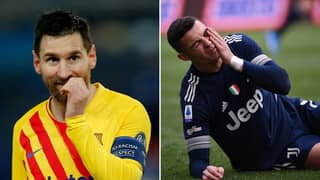 Lionel Messi Has Now Scored More Non-Penalty Goals Than Cristiano Ronaldo After Masterclass Vs Sociedad