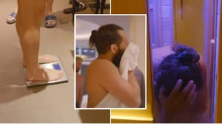 Jorge Masvidal Shares Sneak Peek Of Extreme Weight Cut As He Loses Scary Amount In Six Days For UFC 251
