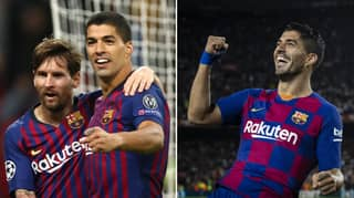 Ajax Consider Re-Signing Barcelona Forward Luis Suarez