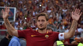 Francesco Totti Subject To Bizarre Offer To Continue Playing Career