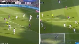 Antoine Griezmann Scored The Sweetest Of Volleys Against Osasuna