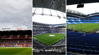 Premier League Grounds Have Been Ranked Best To Worst
