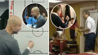 Video Comparing Pep Guardiola And Neil Warnock's Coaching Style Remains The Best Video On The Internet