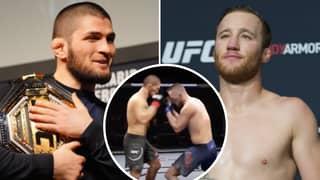 Justin Gaethje Vs Khabib Nurmagomedov Simulated On EA Sports UFC 3, Ends In Brutal First-Round KO