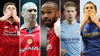 The 100 Greatest Premier League Players Of All Time Have Been Named And Ranked