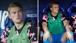 Matthijs De Ligt 'Didn't Expect' To Be Benched In Juventus' First Game