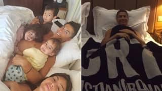 Why Cristiano Ronaldo Has Six 90-Minute Snoozes Per Day