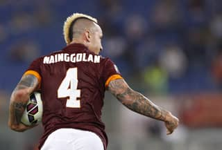 Chelsea Agree Deal With Roma For Radja Nainggolan