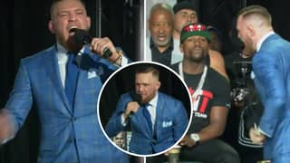 Conor McGregor Dropped The Greatest Trash-Talk Ever Ahead Of Floyd Mayweather Mega-Fight