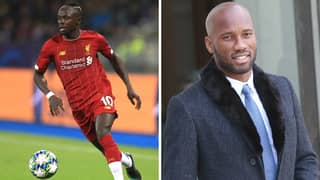 Sadio Mane Backed To Win Ballon d'Or By Didier Drogba