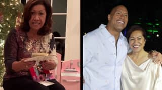 Dwayne 'The Rock' Johnson Buys His Mum A House For Christmas