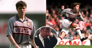Alex Ferguson's Craziest Substitution: When He Made Manchester United Swap Kits At Half-Time