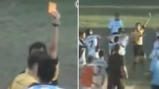 The Dirtiest Game In Football History Saw The Referee Dish Out 36 Red Cards
