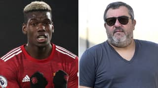 Mino Raiola Sends Warning To Man United Over Paul Pogba's Future Amid Potential Juventus Move