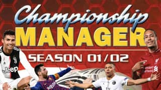 You Can Play Championship Manager 01/02 With Updated Squads From 2019