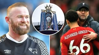 Wayne Rooney Drops Hilarious Admission Over Liverpool's Premier League Title Challenge
