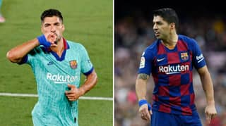 Luis Suarez Wants Atletico Madrid To Sign Midfielder