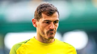 Iker Casillas Hospitalised After Suffering Suspected Heart Attack
