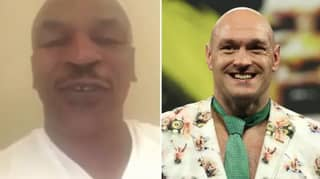 Mike Tyson Was Incredibly Humble About A 'Fantasy' Fight With Tyson Fury