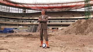 There's A Petition For The Emirates To Be Renamed 'The Arsene Wenger Stadium'