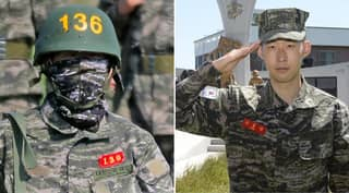 Son Heung-Min Completes Military Training And His Performance Is Mind-Blowing