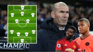 How Real Madrid Could Line Up Based On Transfer Rumours