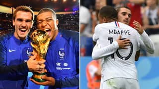 French Authorities Want To Stop Parents Naming Their Child Griezmann Mbappe