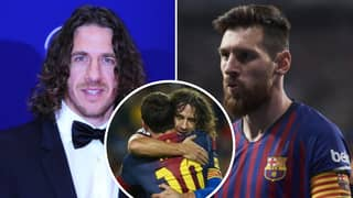 Carles Puyol Gives His Honest Verdict On Lionel Messi's Barcelona Future