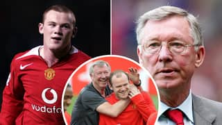 Sir Alex Ferguson Was Furious Wayne Rooney Didn't Get The Match Ball In His Man Utd Debut
