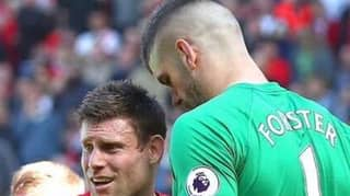 WATCH: Fraser Forster Did Two Things To Make James Milner Miss Penalty